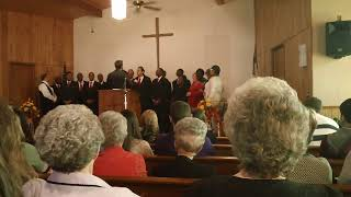 Pacific Garden Missions Choir Sings Joy to the World at Peoples Bible Church, Goshen, Indiana