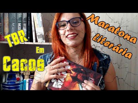 #TBRemCacos | Maratona Literária