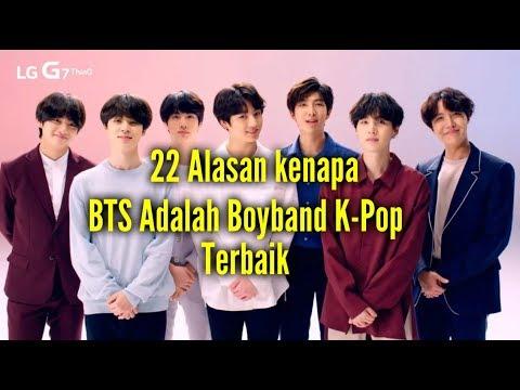 22 Alasan Kenapa BTS Adalah Boyband K Pop Terbaik Mp3