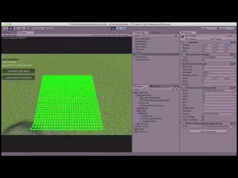 Introduction to the Grid Overlay Plugin, Vectrosity Mode