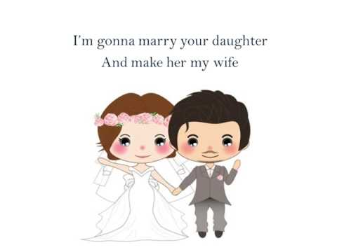 Brian Mc Knight   Marry Your Daughter Lyric /Lirik