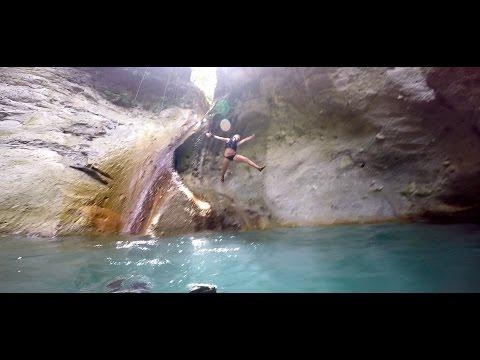 27 WaterFalls Dominican Republic