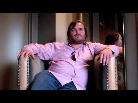 Jack Black Interviewed by Scott Feinberg
