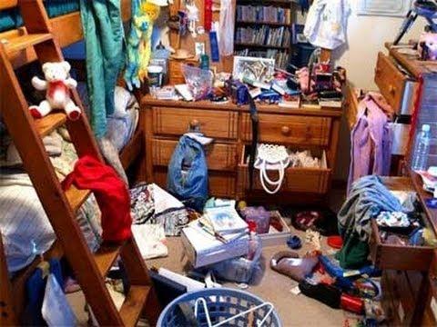Limpia tu cuarto!!!!! - YouTube