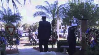 Coast Guard Cutter Blackthorn 31st Anniversary memorial ceremony