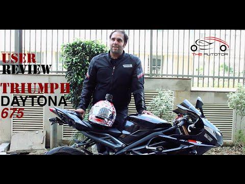 Triumph Daytona | USER REVIEW| The AutoTor