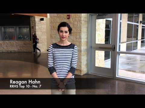 Reagan Hahn — 2015 Round Rock High School Top 10
