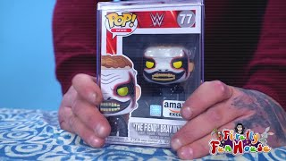 """The Fiend"" Bray Wyatt Funko Pop! unboxing"