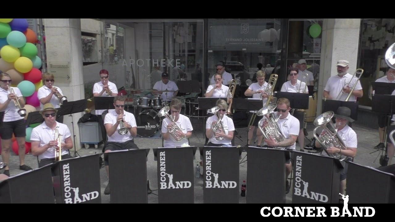 Corner Band Oftringen - Tom Jones in Concert