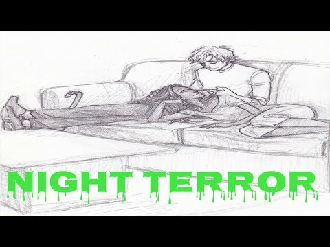 ASMR Boyfriend • Night Terror's • ( Laughs ) • ( Kisses ) • ( Concern )