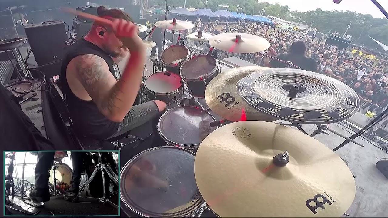 Download SYMBOLICAL@Pseudo Master-Daray-Live in Poland 2018 (Drum Cam)