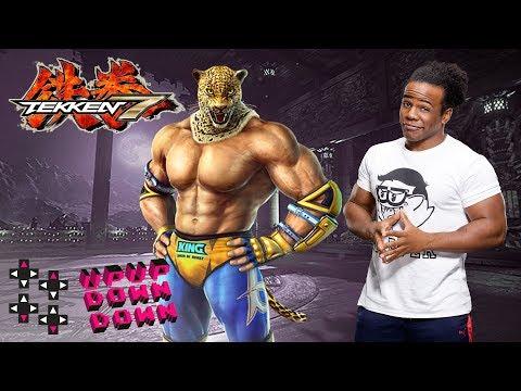 Evo training! Tekken 7 Insomnia Livestream - UpUpDownDown Streams