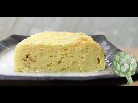Morimoto's Japanese Omelette   Potluck Video