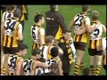 AFL - Robert Harvey Farewell