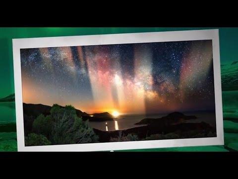 AKVIS NatureArt Aurora Borealis Effect