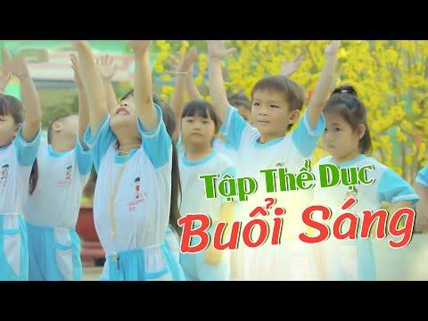 Tập Thể Dục Buổi Sáng 🍓 Bé Khỏe Bé Ngoan 🍓 Nhạc Thiếu Nhi Cho Bé 🍓 Nhacpro Kids 🍓 Mầm Chồi Lá
