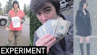 How Do Homeless People Spend Money? (Social Experiment) thumbnail