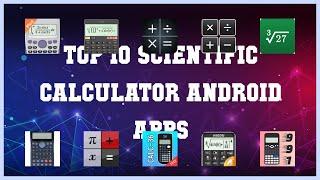 Top 10 Scientific Calculator Android App | Review screenshot 4