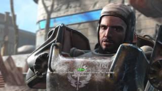 [Fallout 4] Rencontrer le Paladin Danse (FR)