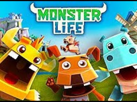 Monster life mod apk