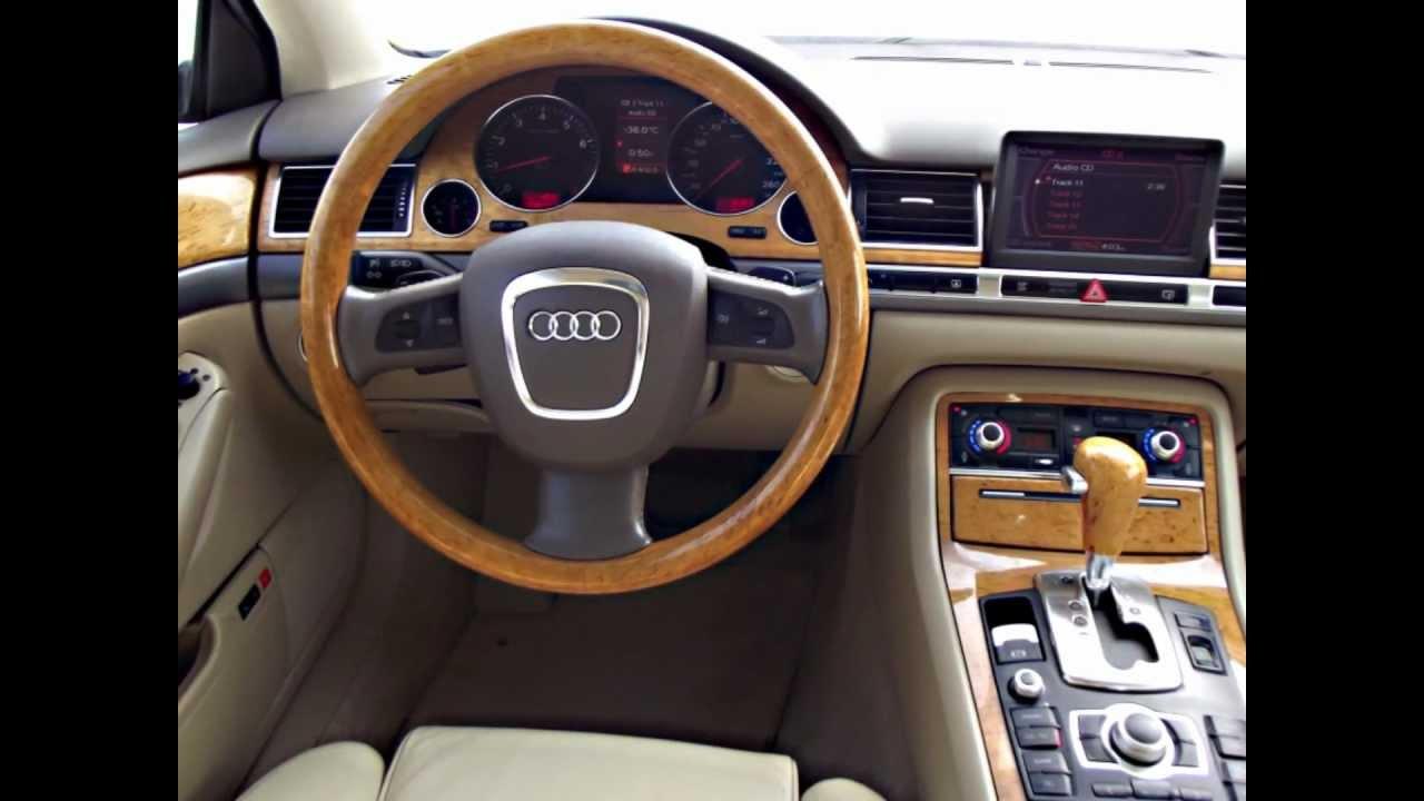 Audi A8 L V6 4 2 2006 Youtube