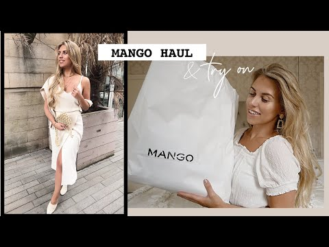 9fd441768e0 HUGE MANGO TRY ON HAUL