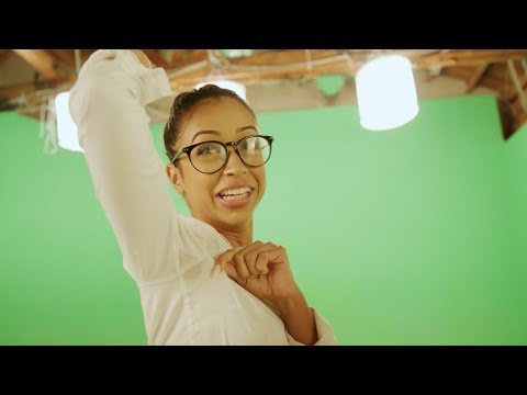 LIZA TAKES OVER MY MUSIC VIDEO! (as usual)