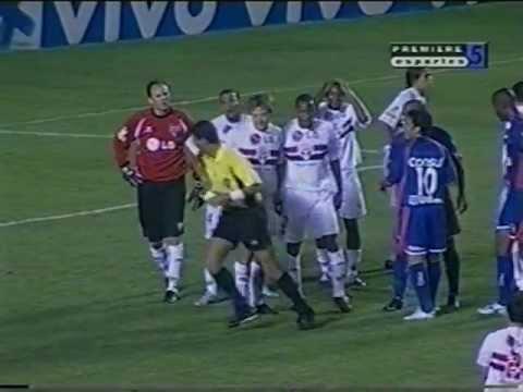 São Paulo 4x2 São Caetano - 2004 - Campeonato Brasileiro 2004 38ª Rodada - Serginho RIP