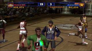14 | NBA Street Vol. 2: NBA Challenge | South West - Legends