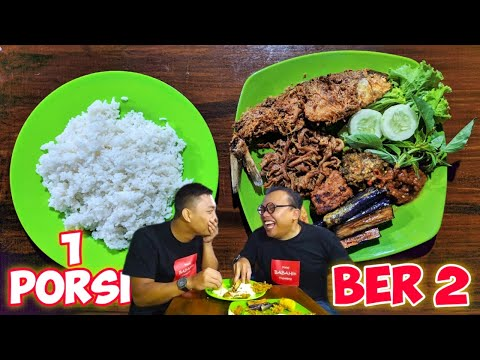 sepiring-berdua-kenyang-banget!!!-warung-lalapan-samadi-||-kuliner-batu