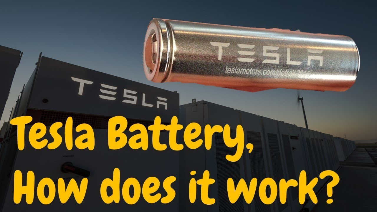 Tesla Battery 101  How Does It Work