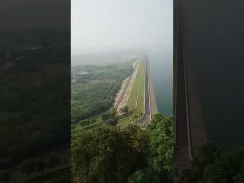 HIRAKUD DAM ! THE LARGEST HYDRO PROJECT OF WORLD