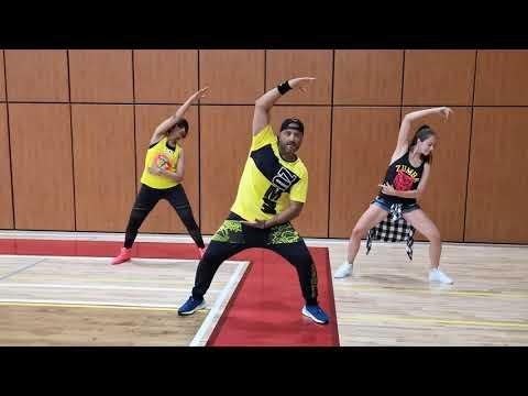 DUELE Latin Urban - Reik Wisin & Yandel - Zumba Fitness Cooldown