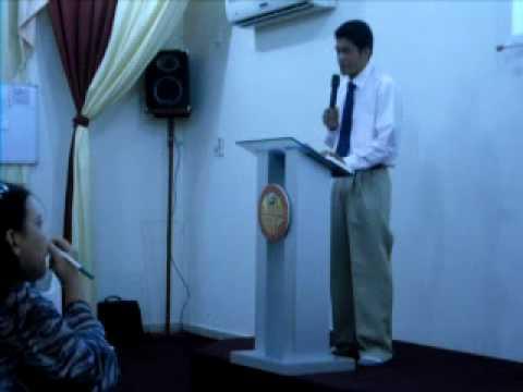 Pastor Phillip Borja (God's Love For Man) 2