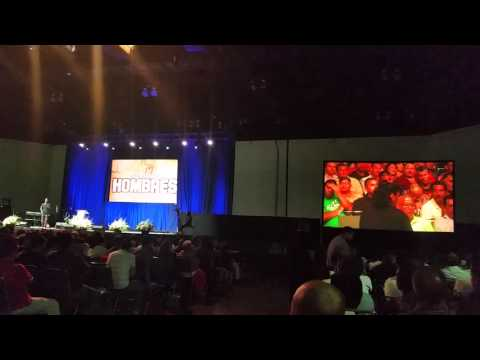 Sergio Carrillo congreso De hombres de guadalupe radio (primera parte)2016