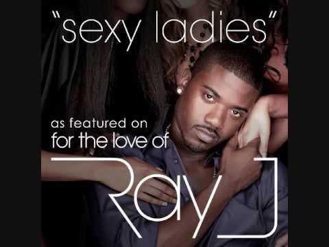 Ray J - Sexy Ladies Instrumental