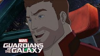 Marvel's Guardians of the Galaxy Season 1, Ep. 23 - Clip 1