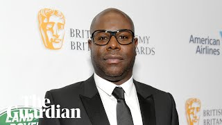 Steve McQueen discusses Liam Neeson race furore – audio: 'I was just disappointed'