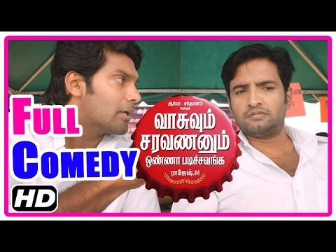 VSOP Tamil Movie | Full Comedy | Scenes | Part 3 |  Arya | Santhanam | Tamanna | Bhanu | Vidyullekha