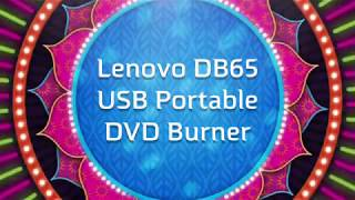 DB65 USB Portable DVD Burner (TV+Laptop)