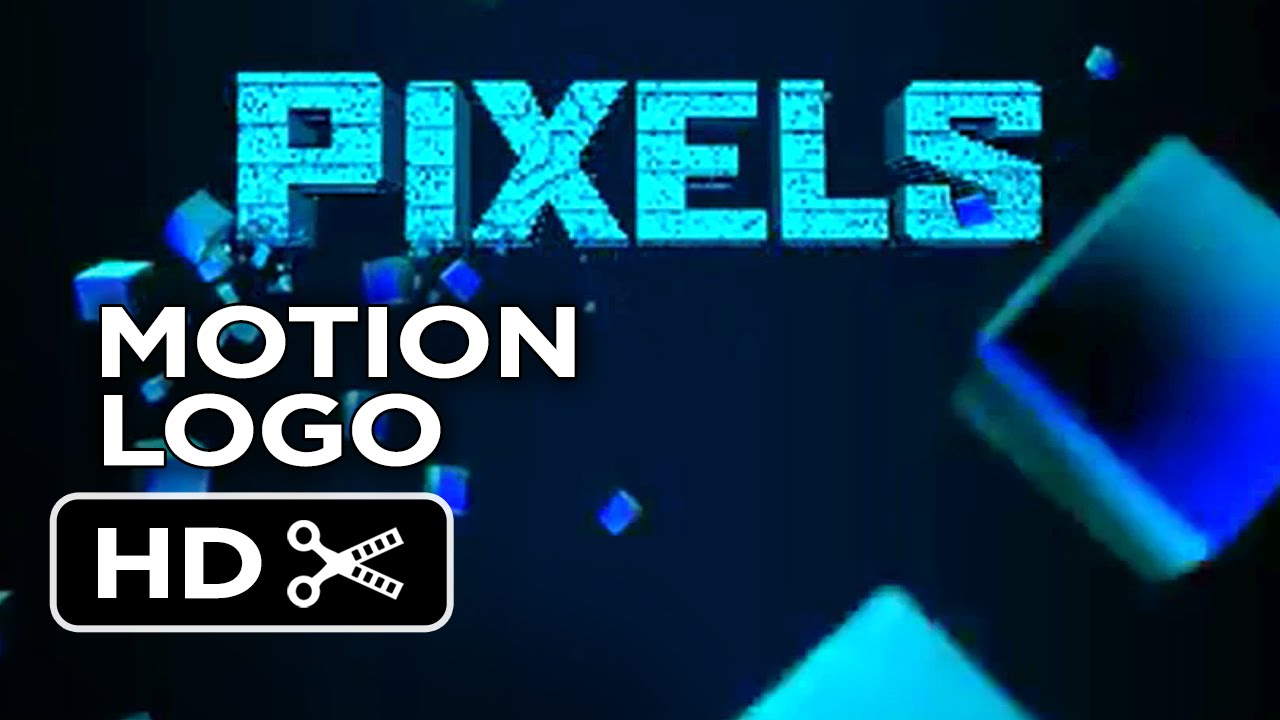 Pixels Motion Logo (20... Adam Sandler Youtube