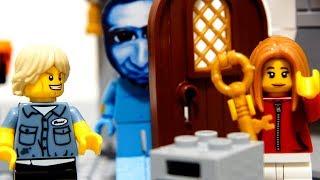 【LEGO遊び】青鬼レゴから逃げれるのか!?謎を解いて建物から脱出するぞ!【アナケナ&カルちゃん】Ao-oni