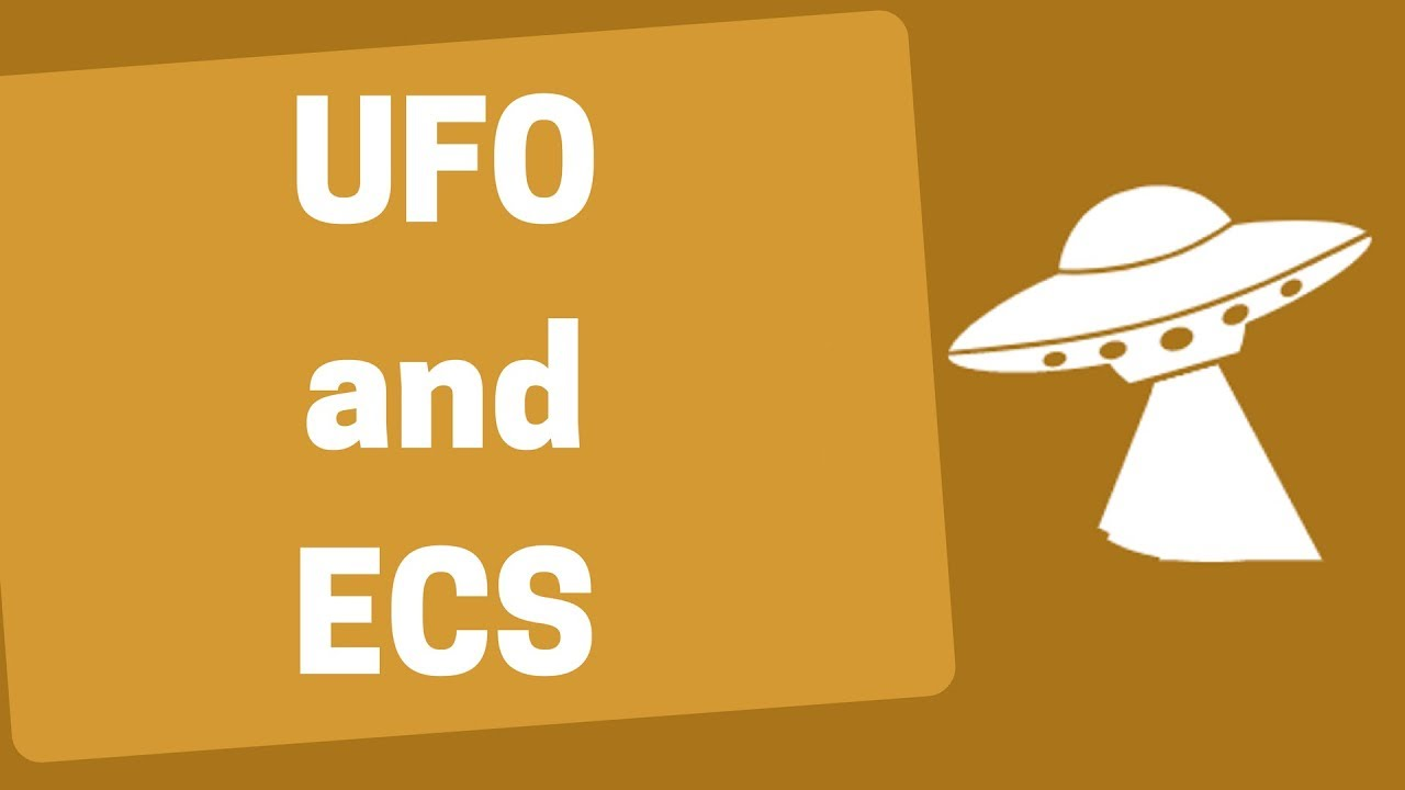 UFO Easily Build Docker Images and Deploy Containers to AWS ECS