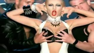 Christina Aguilera - Not Myself Tonight (Musik Video) HD