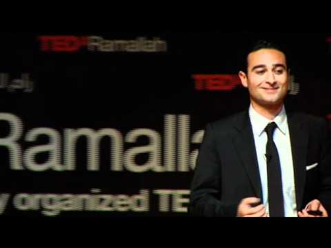 TEDxRamallah - Khaled Al Sabawi - Keeping Palestine Cool: A Different Kind of Underground Movement