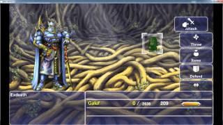 Final Fantasy V - Galuf