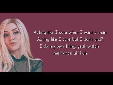 Ava Max Not Your Barbie Girl - Lyrics [ Official Song ] Lyrics / Lyrics Video