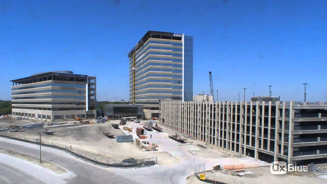 Bluecross Blueshield Office Building Architecture On Blue Cross Shield Office Buildings Oxblue Timelapse Video Youtube