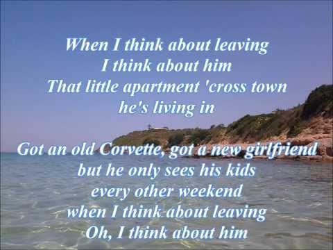 Kenny Chesney - When I Think About Leaving...