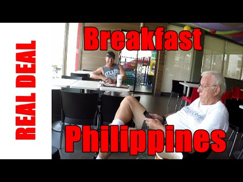 Breakfast With The Seniors Philippines